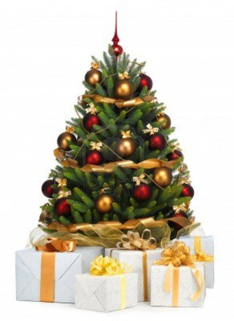 La navidad y el rbol de navidad vision am rica latina - Adornos para arbol navidad ...