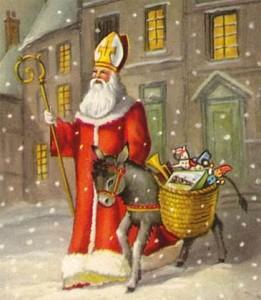 San Nicolás - Santa Claus